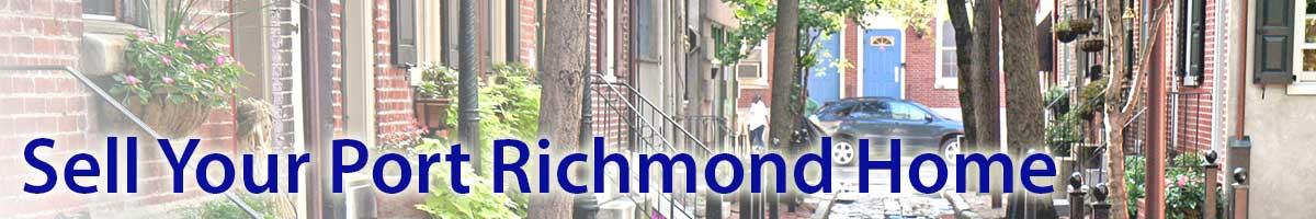 Sell My Port Richmond Home
