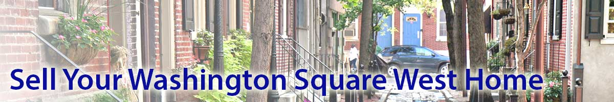 Sell My Washington Square West Home
